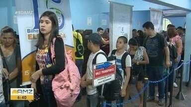 Recadastramento se encerra nesta sexta-feira em Manaus - Recadastramento é realizado pela internet.