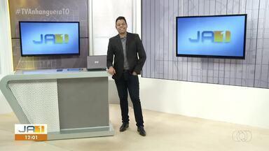 Confira os destaques do JA1 desta sexta-feira (28) - Confira os destaques do JA1 desta sexta-feira (28)