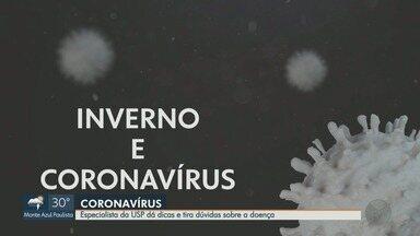 Autoridades orientam população sobre atendimento médico em caso de suspeita de coronavírus - Brasil tem um caso confirmado, enquanto regiões de Ribeirão Preto (SP) e Franca (SP) têm 5 casos suspeitos.
