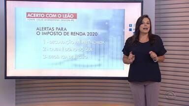 Giane Guerra fala sobre declaração do Imposto de Renda 2020 - Assista ao vídeo.