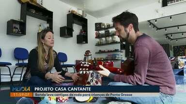 Moradores e empresas de Ponta Grossa podem patrocinar projetos culturais através do IPTU - Conheça dois projetos culturais da cidade que podem ser contemplados pelo Promific.