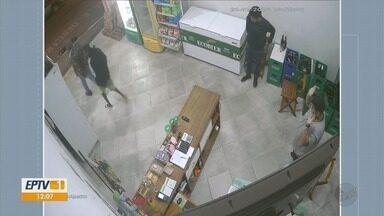 Cervejaria é assaltada no Centro de Lavras (MG) - Cervejaria é assaltada no Centro de Lavras (MG)