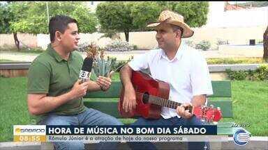 Rômulo Júnior anima o BDS com música de qualidade direto de Picos - Rômulo Júnior anima o BDS com música de qualidade direto de Picos