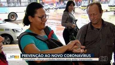Saúde de Goiás investiga dois casos suspeitos de coronavírus - Cuidado com notícias falsas sobre a contaminação e não multiplique inverdades.