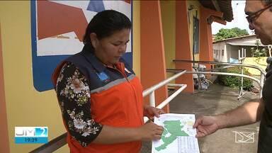 60 áreas de risco estão sendo monitoradas no Maranhão - Com as fortes chuvas registradas no estado, o perigo aumenta.