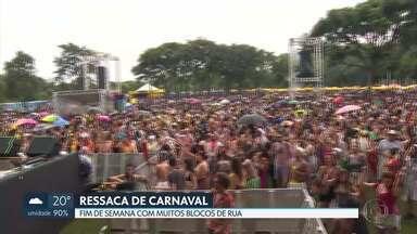 Fim de semana de ressaca do Carnaval - Neste sábado (29), foram pelo menos dez bloquinhos entre o gramado da Funarte, o Parque da Cidade, o estacionamento do Nilson Nelson e as regiões de Ceilândia, Gama, Recanto das Emas e Guará.