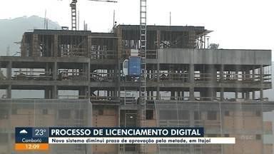 Novo sistema de licenciamento de obras, em Itajaí - Novo sistema de licenciamento de obras, em Itajaí