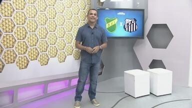 Assista a íntegra do Globo Esporte Acre desta terça-feira (03/03/2020) - Confira os principais destaque do esporte no Acre, no Brasil e no mundo.