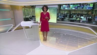 Jornal Hoje - íntegra 04/03/2020 - Os destaques do dia no Brasil e no mundo, com apresentação de Maria Júlia Coutinho.