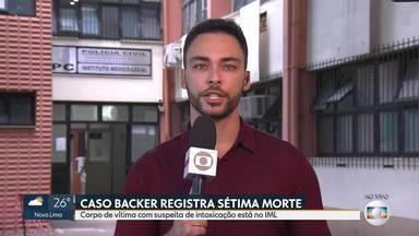 Caso Backer: Morre a 7ª vítima com suspeita de intoxicação por dietilenoglicol - Justiça reduz valor do bloqueio de bens da Backer