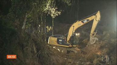 Cai pela metade o número de pessoas consideradas desaparecidas nos deslizamentos na Baixada Santista - A redução de 34 para 17 desaparecidos ocorreu depois de um levantamento feito pela Prefeitura de Guarujá.