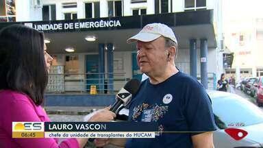 Um em cada 10 brasileiros sofre de doenças renais - Hoje é o dia mundial do rim e os profissionais de saúde aproveitam pra alertar para os cuidados.
