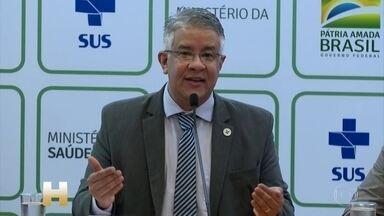 Brasil tem 60 casos confirmados do novo coronavírus - Sobe para 60 o número de casos confirmados do novo coronavírus no país. A informação foi repassada pelo Ministério da Saúde no fim da manhã, mas esse número ainda pode mudar. Outros casos estão sendo relatados pelos estados e eles ainda não estão no balanço do Governo Federal.