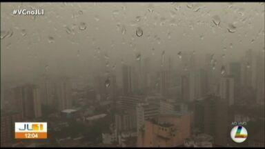 Confira a previsão do tempo em Belém nesta quinta-feira, 12 - Confira a previsão do tempo em Belém nesta quinta-feira, 12
