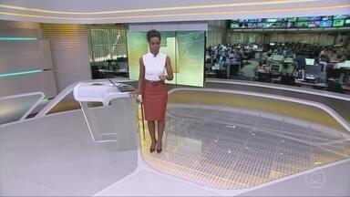 Jornal Hoje - íntegra 12/03/2020 - Os destaques do dia no Brasil e no mundo, com apresentação de Maria Júlia Coutinho.