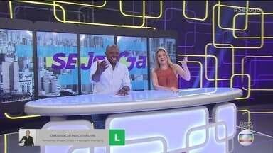 Programa de 13/03/2020 - Fernanda Gentil, Érico Brás e Fabiana Karla comandam programa com a presença de convidados que vão participar das brincadeiras com muito bom humor, diversão e aprendizado.