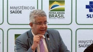 Brasil já tem casos de transmissão comunitária do coronavírus - Nas cidades de São Paulo e do Rio de Janeiro já não é possível identificar como se deu o contágio de coronavírus por algumas pessoas. O Brasil já registra 107 casos confirmados da Covid-19.