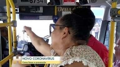 Ceará reforça medidas preventivas contra o coronavírus, mesmo sem casos confirmados - Empresas também se mobilizam para combater o Covid-19.