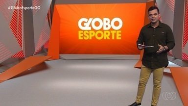 Globo Esporte GO - 14/03/2020 - Íntegra - Confira a íntegra do programa Globo Esporte GO - 14/03/2020
