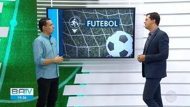 Futebol: Bahia se garante na Copa do Nordeste e vitória joga duas partidas no domingo - Confira.