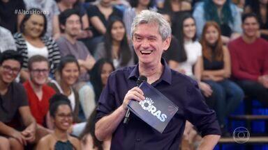Programa de 14/03/2020 - Comediantes de diversas versões da 'Escolinha do Professor Raimundo' participam do 'Altas Horas'.