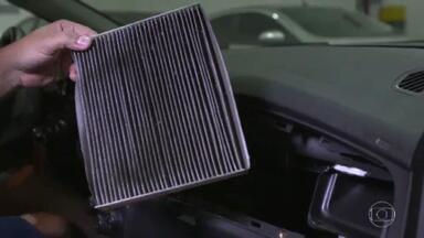 Saiba a importância de manter o filtro do ar-condicionado em dia - Saiba a importância de manter o filtro do ar-condicionado em dia