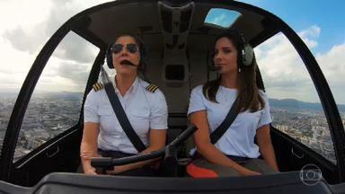 Conheça mulheres dão show na pilotagem - Conheça mulheres dão show na pilotagem