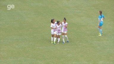 Veja os gols de 3B 7 x 0 Atlético-AC, pela Série A2 do Brasileiro feminino - Veja os gols de 3B 7 x 0 Atlético-AC, pela Série A2 do Brasileiro feminino