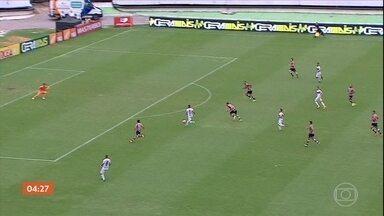 Santa Cruz vence o Decisão por 2 a 1; veja os gols dos estaduais - O Ceará venceu o Sport por 2 a 1.