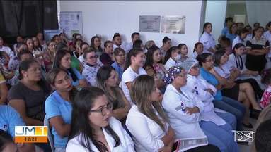 Escolas mudam a rotina e servidores da saúde são treinados em Balsas - Em Balsas, também estão sendo adotadas medidas de contingência para tentar impedir que o novo coronavírus chegue à cidade.