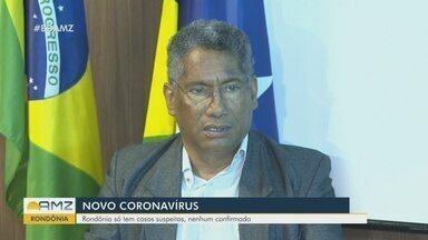 Governo de Rondônia decreta situação de emergência - Decreto estabelece situação de emergência por 180 dias.