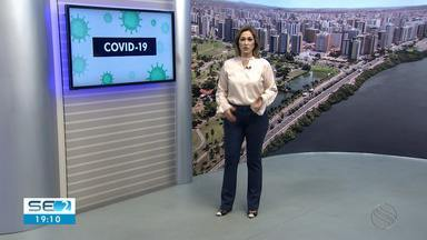 Sergipe tem cinco casos de coronavírus - Sergipe tem cinco casos de coronavírus.