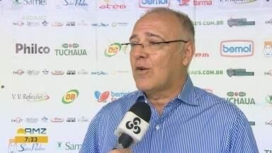 Manaus FC muda rotina por conta da pandemia do novo Coronavírus - Equipe teve de fazer mudanças no planejamento.