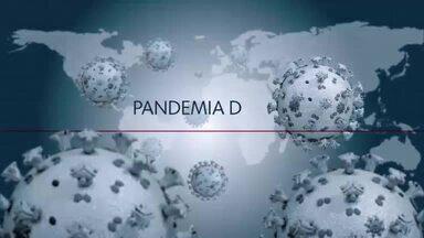 Boletim JN: Em duas semanas pode haver o pico da contaminação pela Covid, diz ministro - Ministro da Saúde, Luiz Henrique Mandetta, traçou um cenário da evolução do vírus no Brasil.