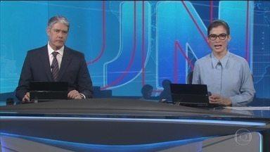 Jornal Nacional, Íntegra 20/03/2020 - As principais notícias do Brasil e do mundo, com apresentação de William Bonner e Renata Vasconcellos.
