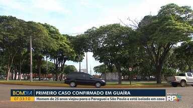 Em Cascavel, empresas estão proibidas de vender passagens até o dia 05 de abril - A rodoviária está fechada e nenhum passageiro pode sair da cidade.