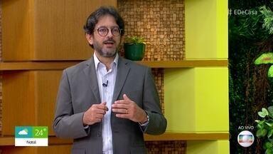 Pessoas com mais de 60 anos devem redobrar os cuidados para se proteger do coronavírus - O médico infectologista Francisco Ivanildo Oliveira Junior explica a razão