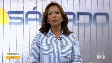 Confira os destaques do Bom Dia Sábado (21) - Novo decreto do estado endurece ainda mais a quarentena em Goiás e detalhes sobre como será a campanha de vacinação contra a gripe são alguns dos destaques.