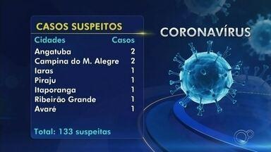 Paciente apresenta resultado positivo para coronavírus em Tatuí - Paciente é uma mulher de 52 anos que está estável em tratamento domiciliar. Cidade contabiliza 27 casos suspeitos da doença nesta sexta-feira (20).