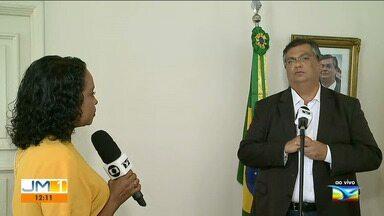 Após confirmação caso do novo coronavírus, autoridades adotam medidas de prevenção no MA - Medidas foram apresentadas durante uma entrevista coletiva concedida no final da manhã deste sábado (21) no Palácio dos Leões, em São Luís.