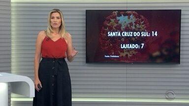 Santa Cruz e Lajeado somam mais de 20 casos suspeitos de Coronavírus - Santa Cruz é a cidade com o maior número de casos suspeitos.