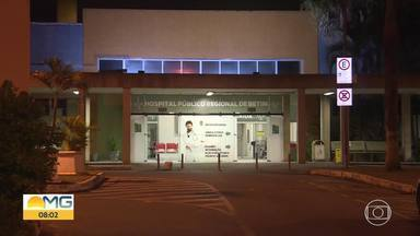 Coronavírus: bandidos furtam 5 mil máscaras cirúrgicas do Hospital Regional de Betim - Álcool e sabão também foram levados.
