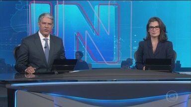 Jornal Nacional, Íntegra 23/03/2020 - As principais notícias do Brasil e do mundo, com apresentação de William Bonner e Renata Vasconcellos.