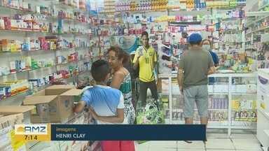 Estabelecimentos comerciais são notificados por preços abusivos - Máscaras e álcool em gel estão e em falta.