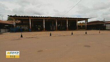 Empresas interestaduais não podem parar no terminal rodoviário de Presidente Figueiredo - Medida atende o decreto que visa conter a propagação do Covid-19 no município.