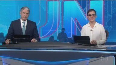 Jornal Nacional, Íntegra 24/03/2020 - As principais notícias do Brasil e do mundo, com apresentação de William Bonner e Renata Vasconcellos.