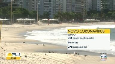 Riocentro começa vacinação drive-thru contra gripe - Estado tem seis mortes e 314 casos confirmados de coronavírus