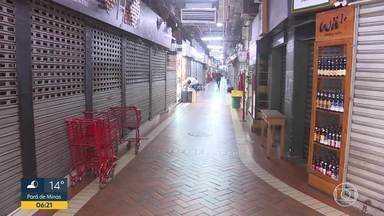 Mercado Central fechado aos domingos - Tradicional ponto turístico de BH muda horário por causa da Covid-19.
