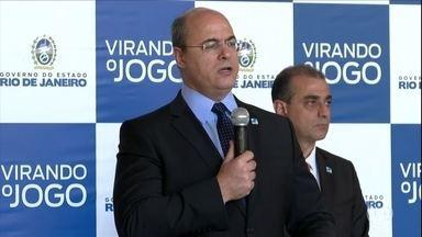 Governador do Rio anuncia novas medidas de combate ao novo coronavírus - O governador do Rio, Wilson Witzel, do PSC, também comentou o pronunciamento de Jair Bolsonaro e anunciou novas medidas para combater o novo coronavírus no estado.
