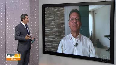 """Quadro """"Pergunte ao Doutor"""" fala sobre coronavírus - Médico Luiz Antônio Siva esclarece dúvidas sobre transmissão, grupos de riscos e os cuidados com higiene para evitar a contaminação."""